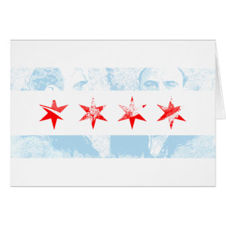 Al Capone Chicago Flag Cards