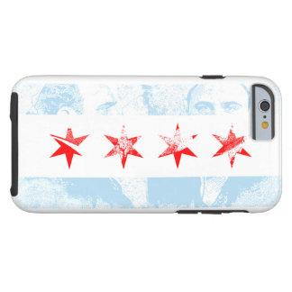 Al Capone Chicago Flag Tough iPhone 6 Case