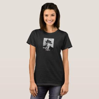 Al Capone Chicago Mug Shot Women's T Shirt