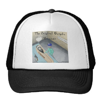 Al Capone Funeral Funny Trucker Hat