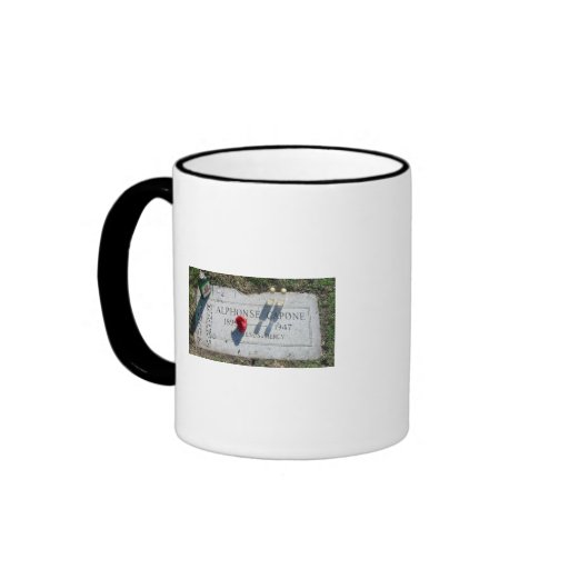 Al Capone Gravesite Coffee Mug