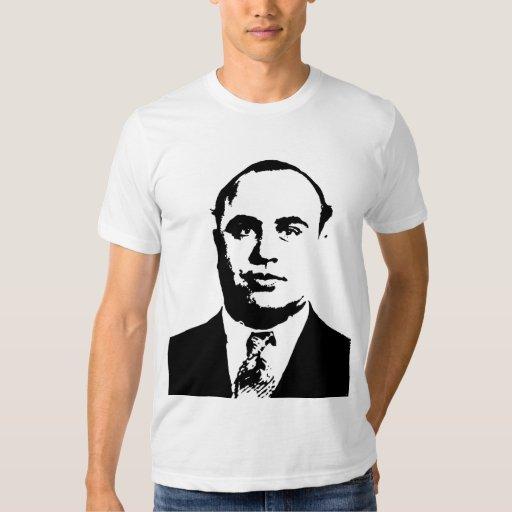 Al capone mugshot t shirt zazzle for T shirt printing mobile al