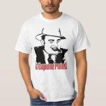 Al Capone Rules Playera