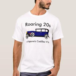 Al Capone's Cadillac 16 V - Roaring 20's T-Shirt