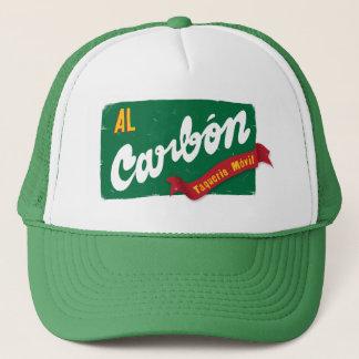 Al Carbon Trucker Cap Green