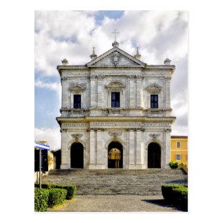 Al Celio de San Gregorio Magno Postales