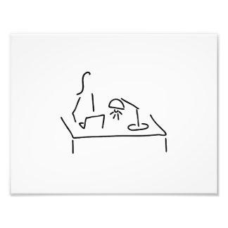 Al escritorio con ordenador portátil