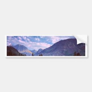 Al este de Yosemite Pegatina Para Auto