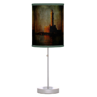 Al faro lámpara de mesa