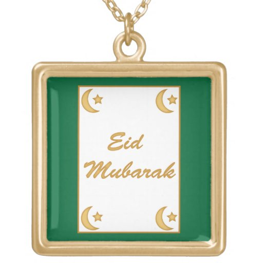 Al Fitr de Eid Mubarak Eid Collares