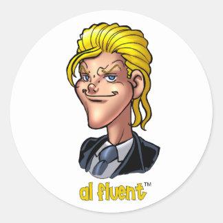 Al Fluent™ Sticker