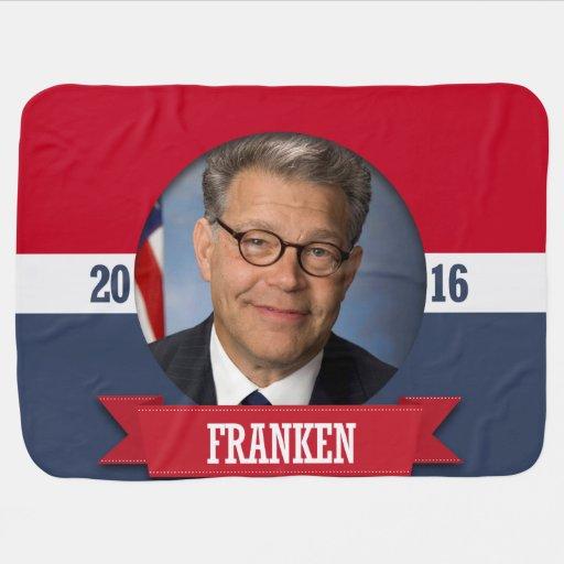 AL FRANKEN 2016 STROLLER BLANKET