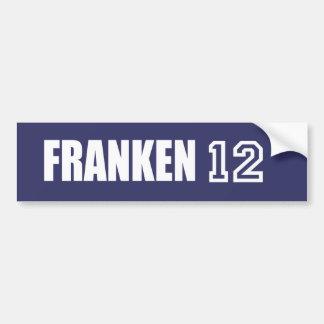 AL FRANKEN Election Gear Bumper Sticker