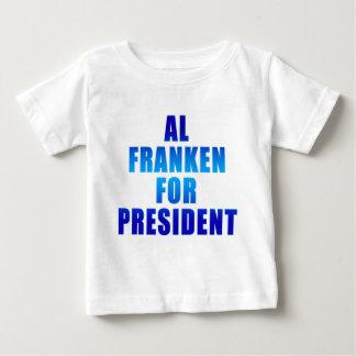 AL FRANKEN FOR PRESIDENT BABY T-Shirt