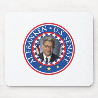 Al Franken U.S. Senate Mouse Pad
