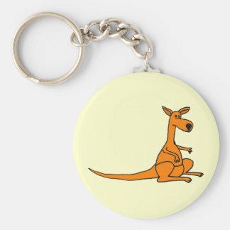 AL- Funny Kangaroo Keychain