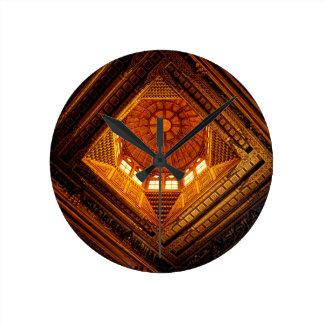 Al Ghuri Dome Round Clock