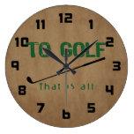 Al golf relojes