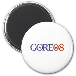 Al Gore 08 2 Inch Round Magnet