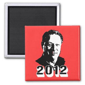 Al Gore 2012 2 Inch Square Magnet