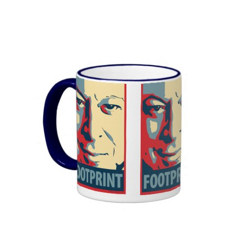 Al Gore - Footprint: OHP Mug