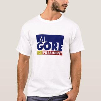 Al Gore for President V1 T-Shirt
