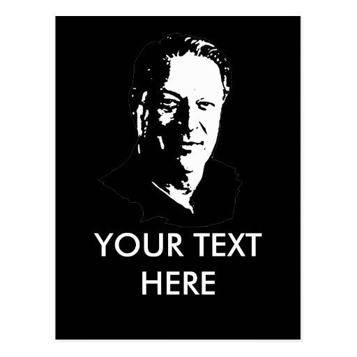 Al Gore Gear Post Cards