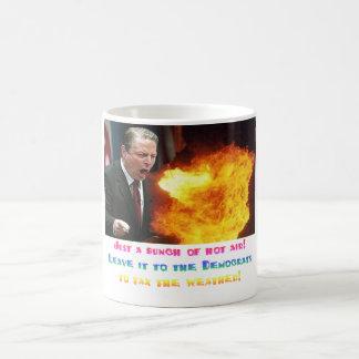 Al Gore Hot Air Coffee Mug