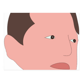 Al Gore Postcard