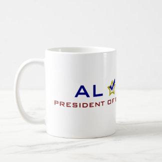 Al Gore President USA V2 Coffee Mug
