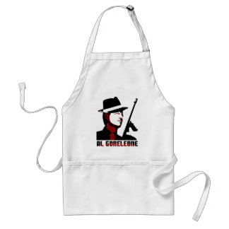 AL GORELEONE ADULT APRON