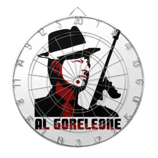 AL GORELEONE DARTBOARD