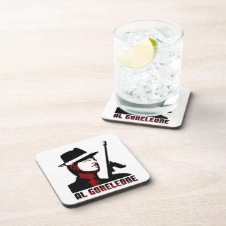AL GORELEONE DRINK COASTERS