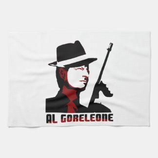 AL GORELEONE HAND TOWELS