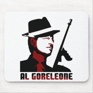 AL GORELEONE MOUSE PAD