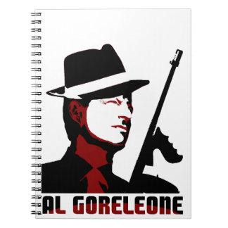 AL GORELEONE NOTE BOOKS