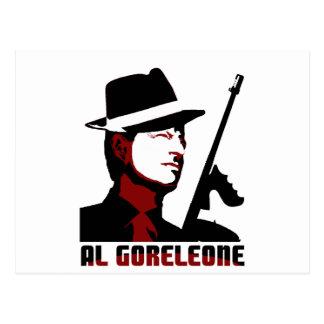 AL GORELEONE POSTCARDS