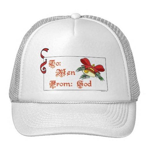 Al gorra de los hombres