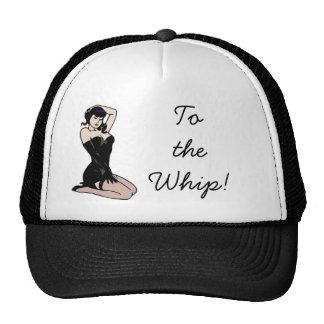 Al gorra del azote