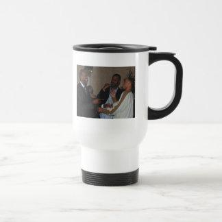 Al Harrington And Friends Travel Mug