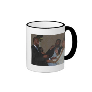 Al Harrington Laughing Coffee Mug