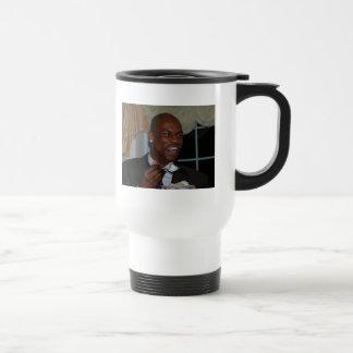 Al Harrington Travel Mug