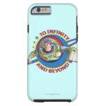 Al infinito y más allá del logotipo Disney Funda Resistente iPhone 6