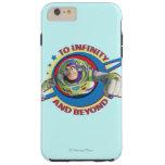 Al infinito y más allá del logotipo Disney Funda Resistente iPhone 6 Plus