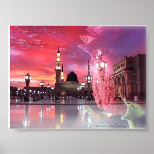 Al-Masjid al-Nabawi Poster