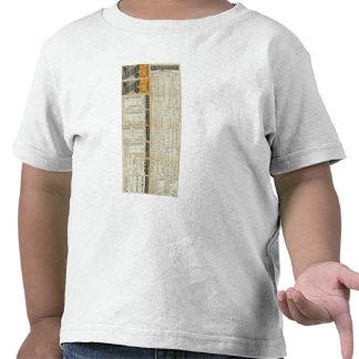 Al norte del ferrocarril de Louisville y de Nashvi Camisetas
