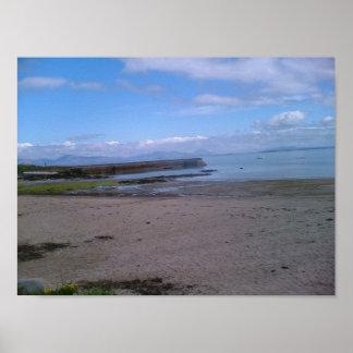 Al oeste de Irlanda Póster