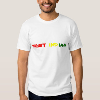 Al oeste indio polera