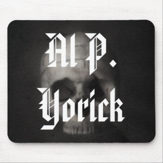 Al P. Yorick Mouse Pad