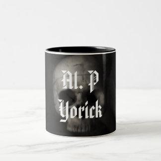 Al P. Yorick Mugs